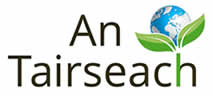 An Tairseach Wicklow Logo