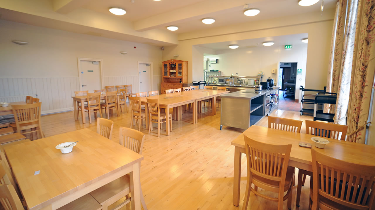 Dining Area - Meals at An Tairseach Wicklow