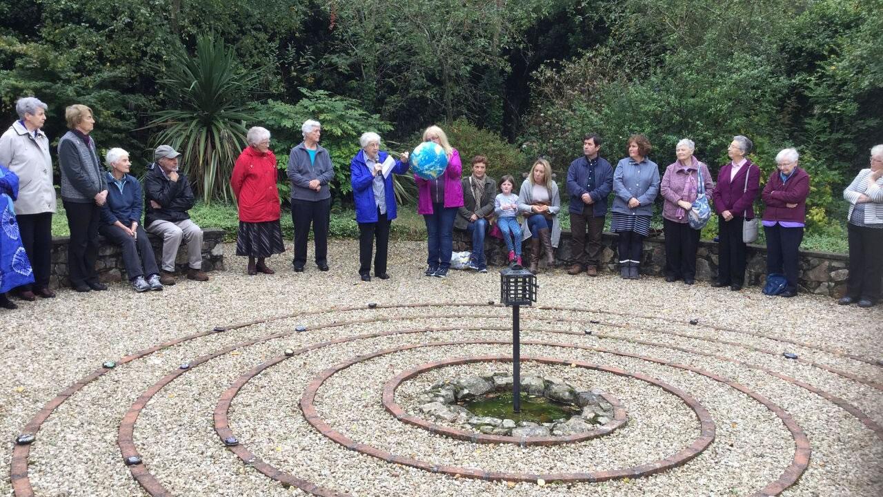 Cosmic Garden An Tairseach in Wicklow