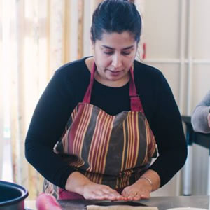 Sukhi's India Paneer Cookery Workshop