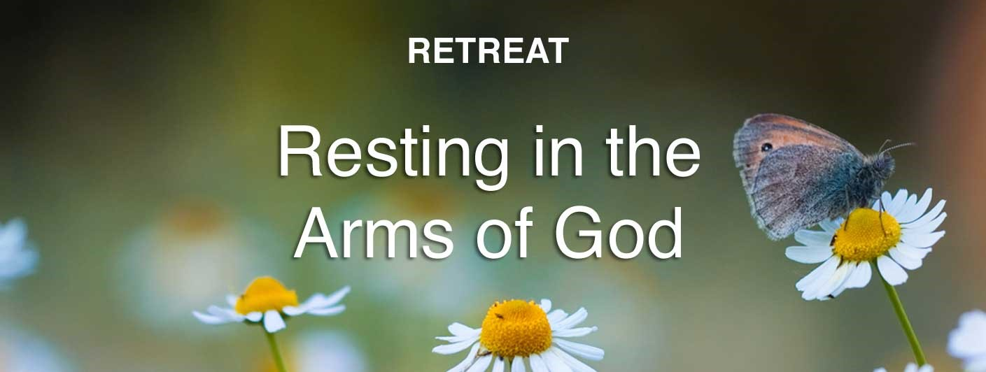 Resting in the Arms of God