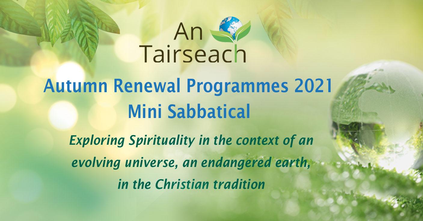 Mini Sabbatical 2021