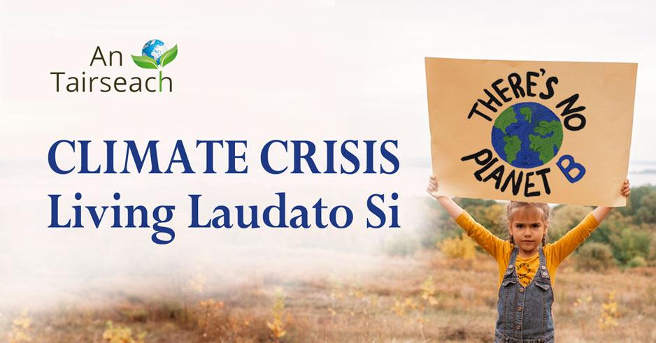 Autumn Programme 2021 - Climate Crisis - Living Laudato Si